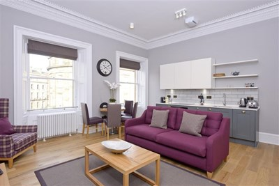 Classic Two Bedroom Apartment - Distillers House