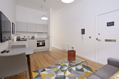 One Bed Classic Apartment - Canning Street Lane