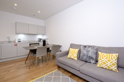 One Bed Superior Apartment - Canning Street Lane
