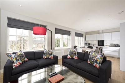 Deluxe Two Bedroom Apartment (Upper) - Rutland Residence